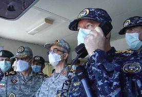 برگزاری رزمایش اقتدار دریایی ۹۹ نیروی دریایی ارتش