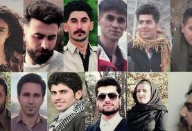 بازداشت دستکم '۲۷ شهروند و فعال کرد' طی پنج روز در ایران