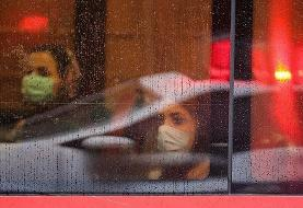 (تصاویر) نگاههای خسته از کرونا