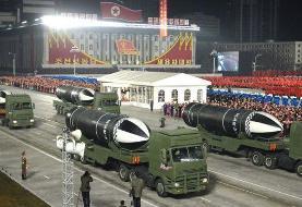 کره شمالی از موشک بالستیک قابل پرتاب از زیردریایی رونمایی کرد