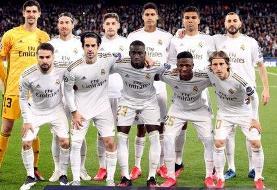 مهاجم ناراضی رئال مادرید بالاخره جدا شد