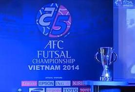 مسابقات فوتسال قهرمانی آسیا لغو شد/ صعود ایران به جام جهانی؟