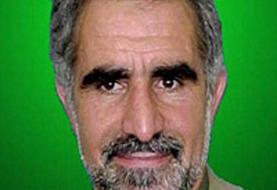 علیمحمد احمدی بر اثر کرونا درگذشت