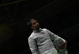 درمان ستاره شمشیربازی ایران در دستور کار فدراسیون پزشکی ورزشی