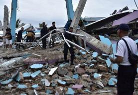زلزله مرگبار در اندونزی؛ ۳۴ کشته و بیش از ۶۰۰ مصدوم