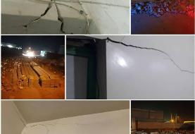 زلزله ۵.۵ ریشتری در هرمزگان