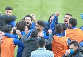 داستان حمله ارازل و اوباش به بازیکن استقلال