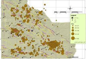 ثبت ۳ زمینلرزه در استان خراسان رضوی با بزرگای ۳.۲ و بیشتر/ساری با زلزله ۴ لرزید
