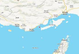 زلزله ۵.۵ ریشتری در کنگ هرمزگان | تصویر کانون زمینلرزه | احتمال خسارت چقدر است؟ | سه بیمارستان ...