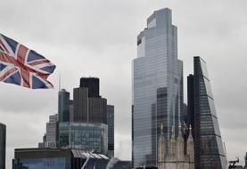 رشد اقتصادی انگلیس منفی باقی ماند