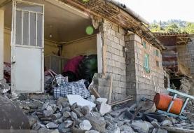 اسکان اضطراری ۱۲۰ زلزله زده/ برپایی ۳۰ دستگاه چادر امدادی و توزیع ۱۶۰ تخته پتو