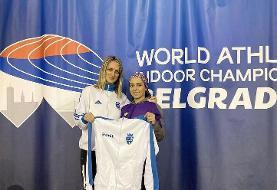 دختر دونده ایران به باشگاه باک صربستان پیوست