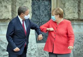 آرمین لاشِت متحد آنگلا مرکل، رهبر جدید حزب دموکرات مسیحی آلمان