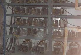 کشف ۲۶ دستگاه استخراج ارز دیجیتال در شهرستان قدس