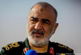 اتحادیه اروپا هشت فرمانده سپاه و بسیج ایران را تحریم کرد