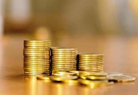 قیمت انواع سکه و طلا ۱۸ عیار در روز یکشنبه ۲۸ دی