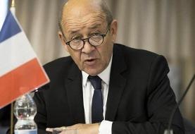 فرانسه خواستار مذاکرات موشکی و منطقهای با ایران شد