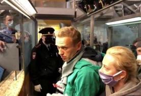 ناوالنی از مردم روسیه خواست برای اعتراض به خیابانها بیایند