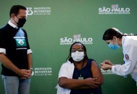 اعطای مجوز اضطراری به واکسن های چینی و آکسفورد در برزیل