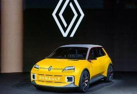 جهان خودرو؛ بازگشت رنو ۵ با موتور الکتریکی