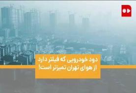 میزگرد تخصصی بررسی وضعیت آلودگی هوای شهر تهران