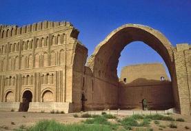 ایران ۶۰۰ هزار دلار برای بازسازی طاق کسری هزینه میکند