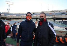 گلمحمدی: نیمه دوم بازی از دست داور خارج شد/ نگران وضعیت دفاع وسط هستیم
