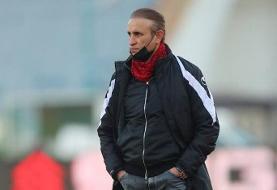 یحیی گلمحمدی: من و پیروانی در بازی بعدی بازی میکنیم!