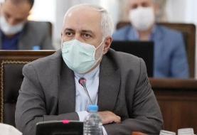 ظریف: ایران به دنبال تنش و جنگ نیست