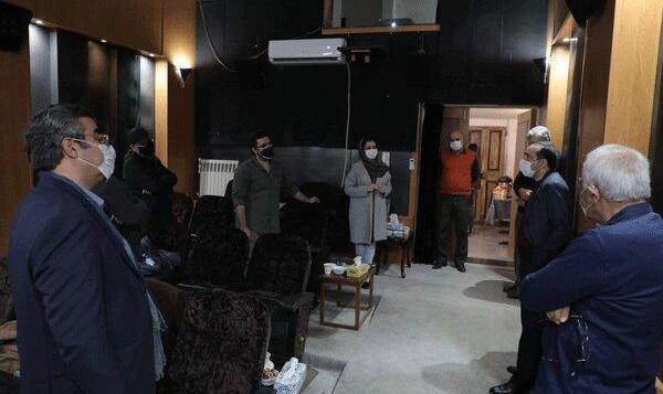 امیدواری حسین انتظامی به میزبانی سینماهای مردمی در «فجر ۳۹»