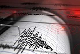 زلزله ۴.۱ ریشتری مرز هرمزگان و کرمان را لرزاند