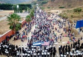 مکزیک از آمریکا خواست در سیاست مهاجرتی خود تغییرات اساسی ایجاد کند