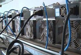 ۴۴۰ دستگاه استخراج ارز دیجیتال در ساوه کشف شد