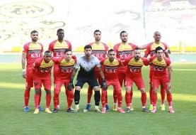 اعلام ترکیب فولاد خوزستان مقابل پرسپولیس