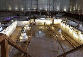 ایجاد سه سایت موزه باستانشناسی در ۳ شهرستان قزوین