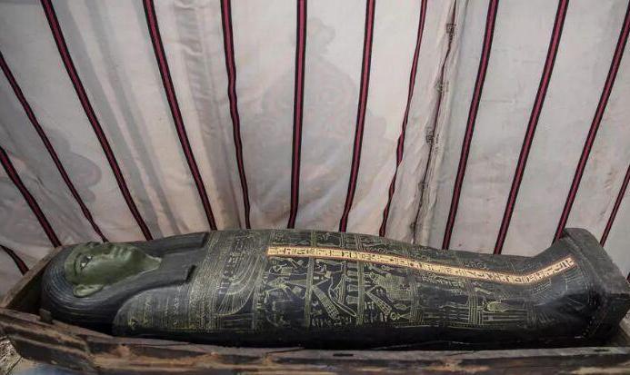 کشف گنجینهای دیگر در مصر (+عکس)