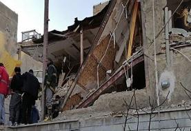 یک کشته و ۴ مصدوم بر اثر انفجار گاز در البرز