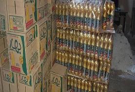 احتکار ۴۰ تن روغن خوراکی در بوشهر