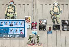 تسلیت قالیباف برای سالروز شهادت آتشنشانان در حادثۀ ساختمان پلاسکو