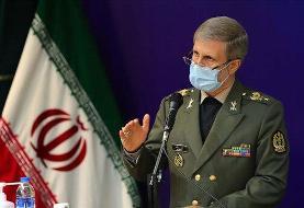 خط و نشان وزیر دفاع برای آمریکایی ها