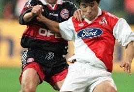 تصویر خداداد عزیزی در صفحه اینستاگرام اسطوره فوتبال آلمان/عکس