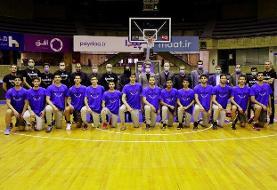 بازدید فراکسیون ورزش مجلس شورای اسلامی از فدراسیون بسکتبال