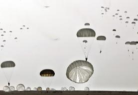 (تصاویر) رزمایش اقتدار ۹۹ نیروی زمینی ارتش
