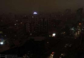 آغاز خاموشی بوستانهای تهران با هدف تامین برق منازل