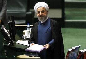 شکایت مجلس از روحانی به خاطر خودداری از ابلاغ ۱۳ قانون
