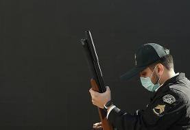 (تصاویر) کشفیات پلیس در طرح ظفر