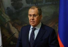 لاوروف: سوریه نباید میدان نبرد ایران و اسرائیل باشد