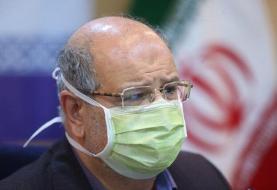 رشد ۵ درصدی بیماران کرونایی در تهران
