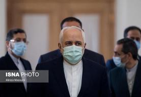 وزیر امور خارجه وارد باکو شد