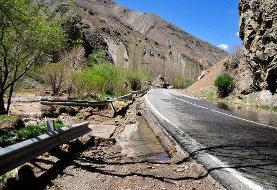 جادههای شمال با خطر ریزش کوه مواجه است
